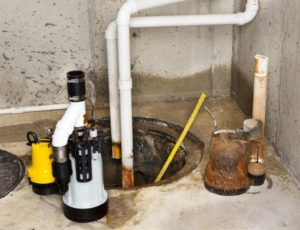sump pump repair in Illinois